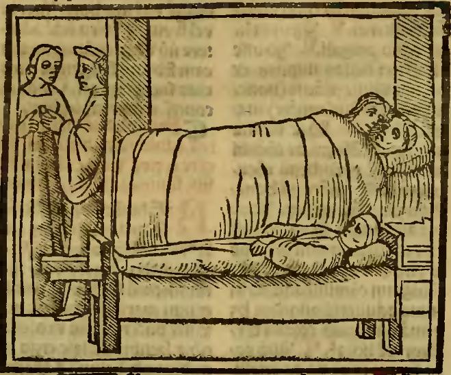 Illustration aus der Druckauflage des Decretum Gratiani von 1514 zur Causa XXXI