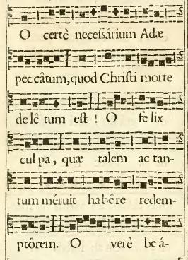 Aus dem Missale Romanum von 1690