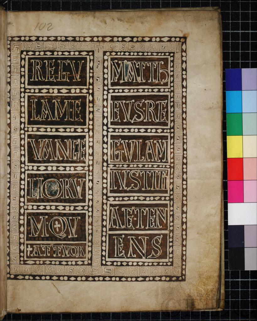Köln, Dombibliothek, Codex 17; 2r; Quelle: https://www.ceec.uni-koeln.de/