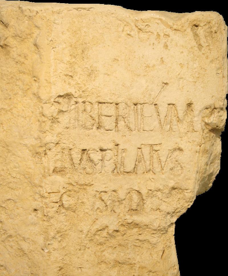 Der Pilatusstein. Quelle: wikimedia commons
