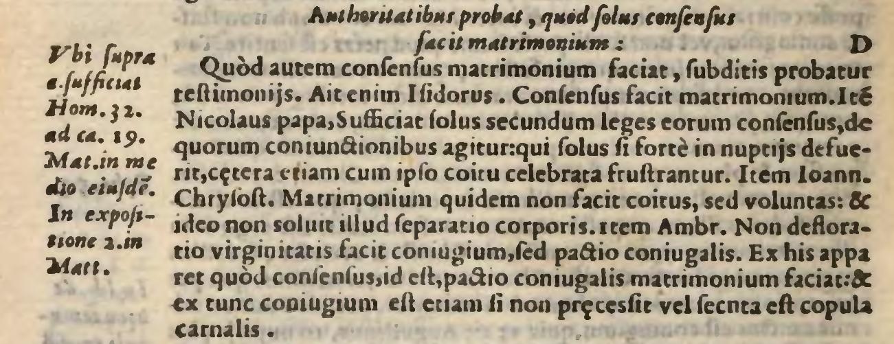 Petrus Lombardus Sent. IV Dist. 27 D