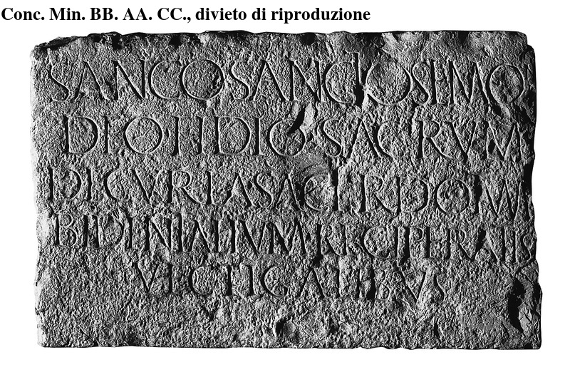 Quelle: EPIGRAPHIC DATABASE ROMA