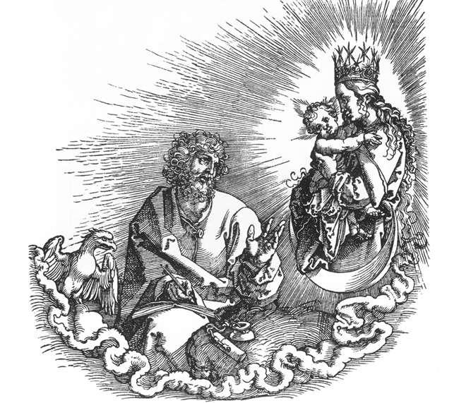 Wer ist die Frau aus Offenbarung 12?