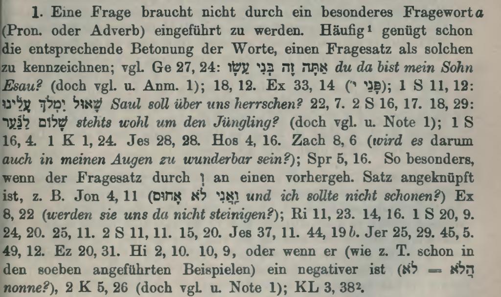 Gesenius/Kautzsch § 150 a